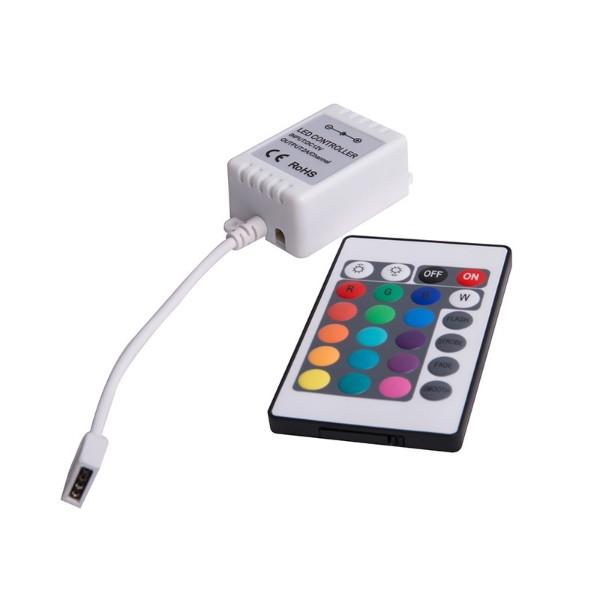 24键无线LED控制器