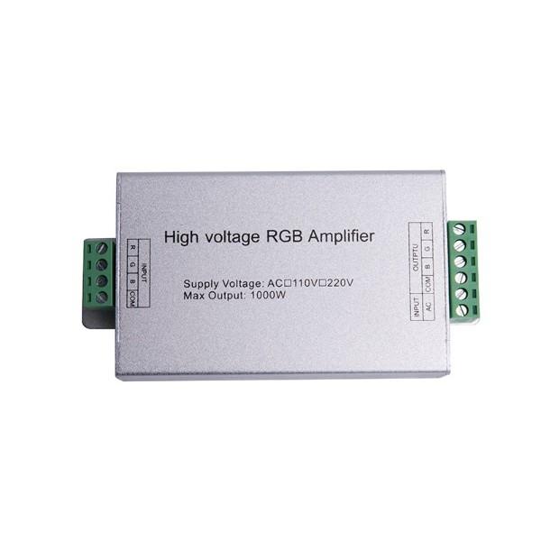 LED高压铝壳RGB放大器