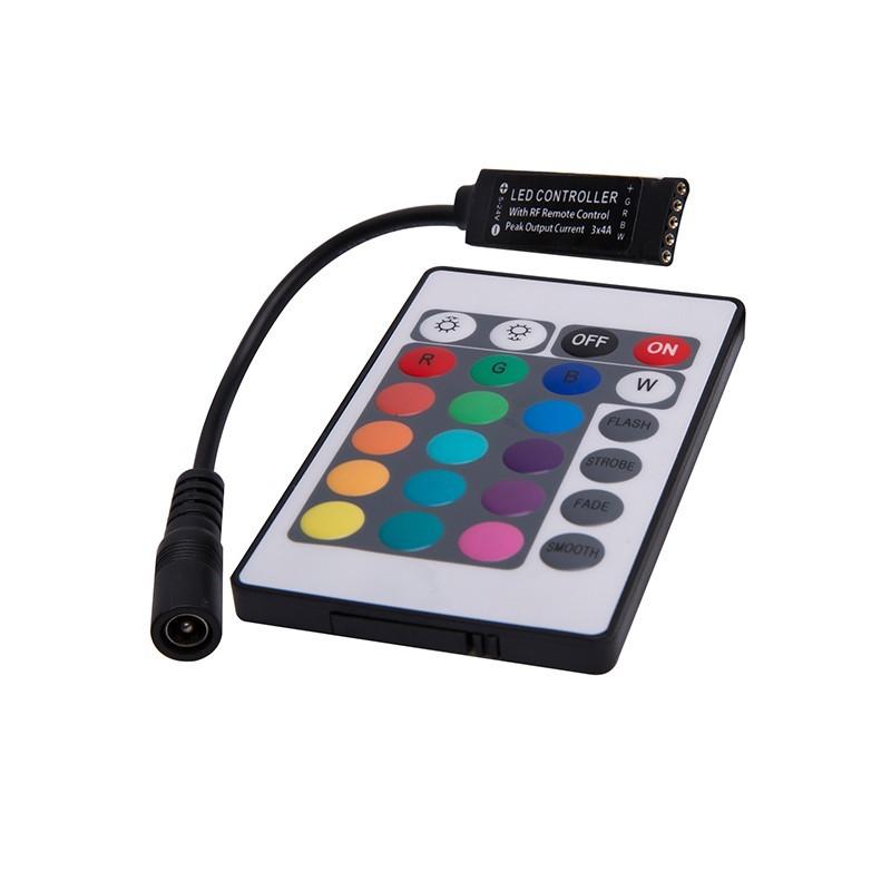 24键无线LED小模块