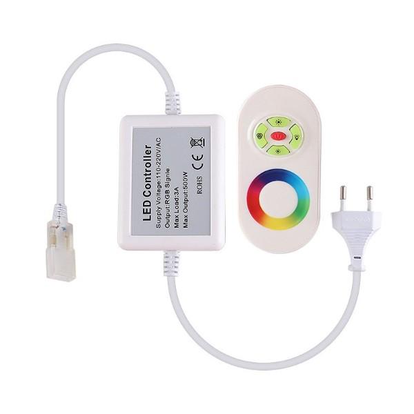 5键触摸高压LED控制器