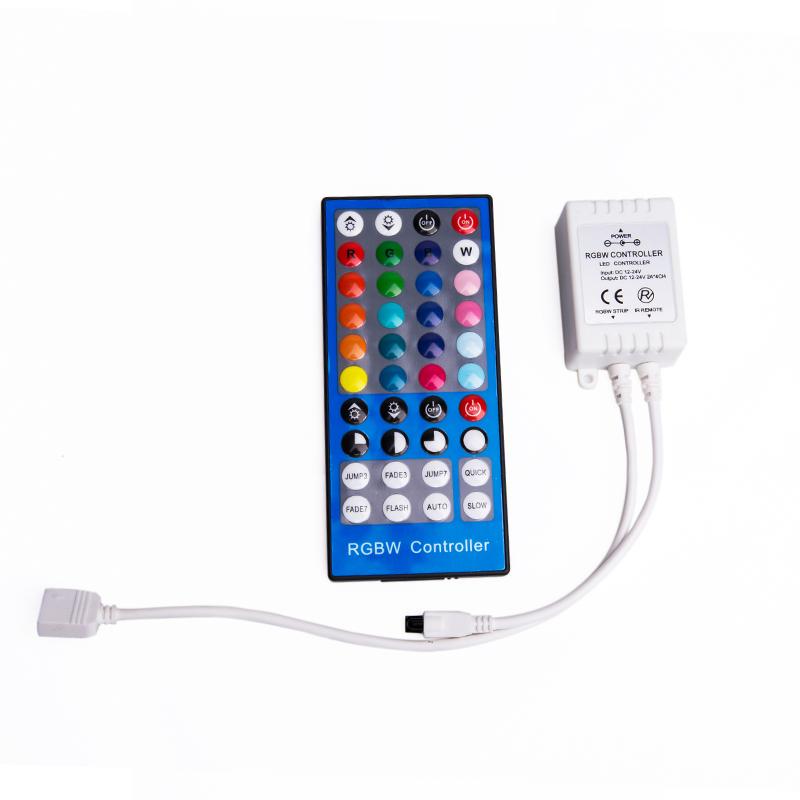 40键RGBW红外控制器