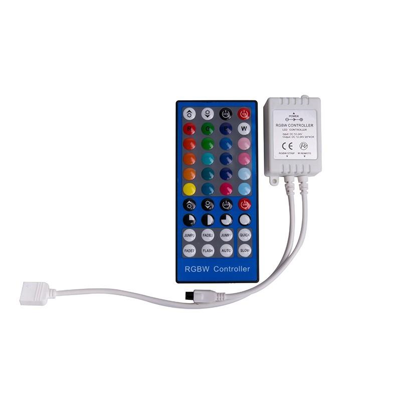 40键RGBW红外LED控制器
