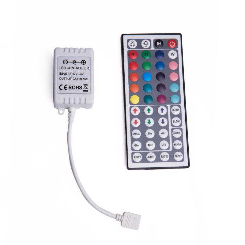 44键无线定时LED控制器