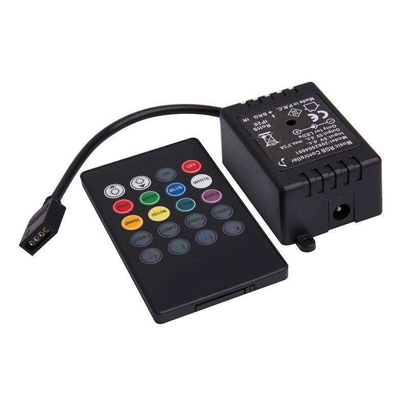 20键无线音乐LED控制器