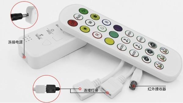 买RGB控制器,外行人与内行人的区别
