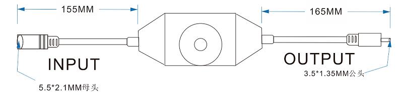 线上调光LED控制器