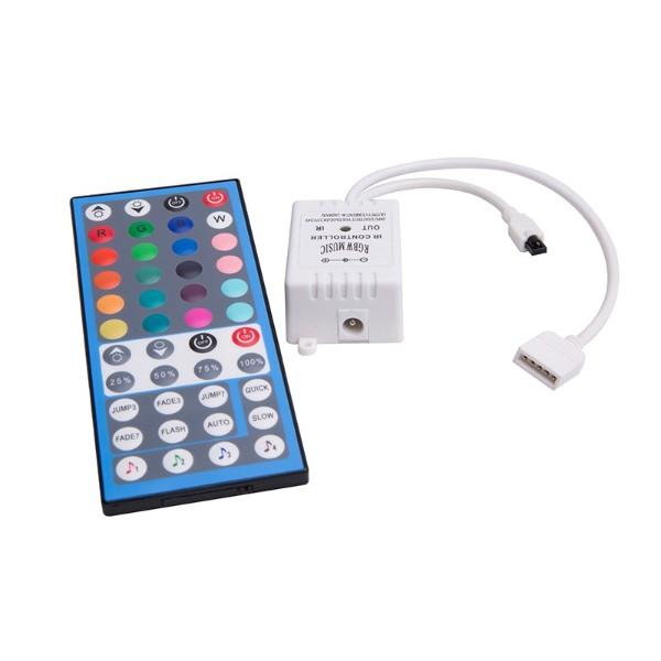 44键红外LED音乐控制器