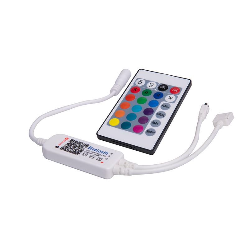 24键红外RGB蓝牙LED控制器