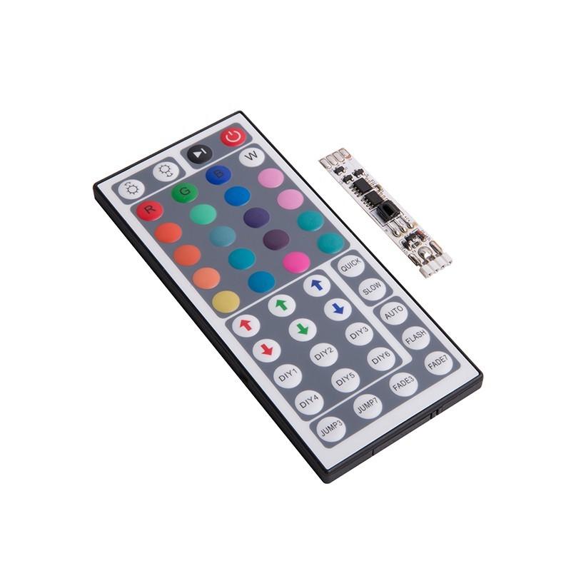44键红外LED软板控制器