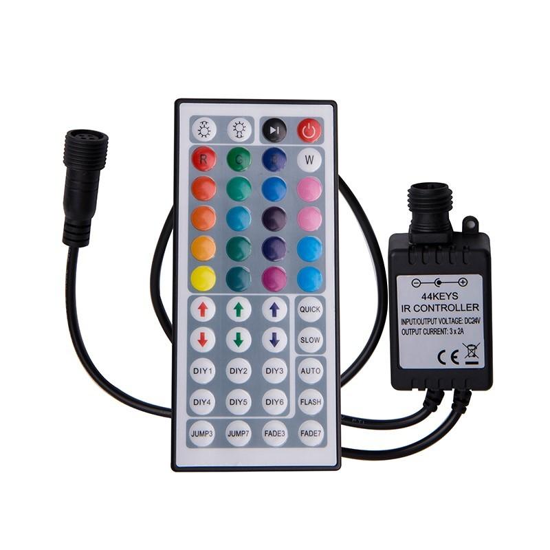 44键防水LED控制器