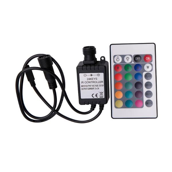 24键防水LED控制器